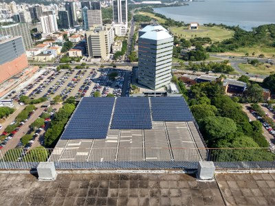 Usina Solar CAFF